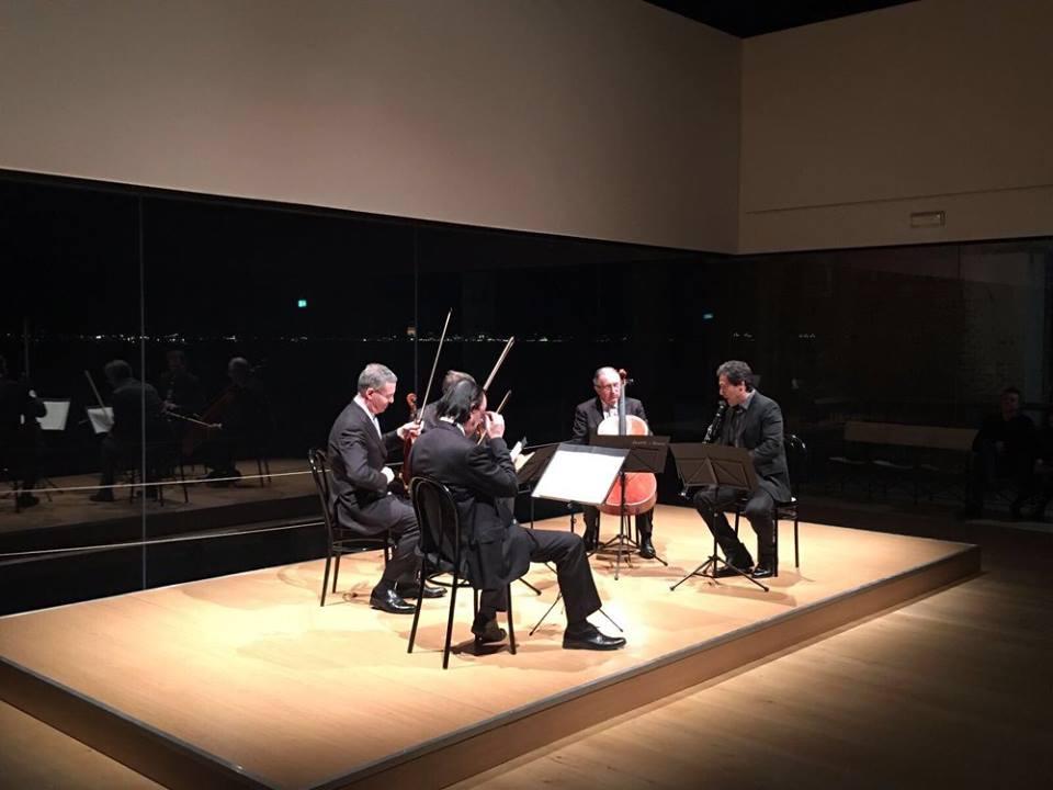 Quartetto di Venezia e Alessandro Carbonare