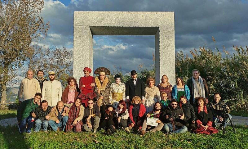 La troupe di Il sogno d'oro - Foto di Fabio Camillo