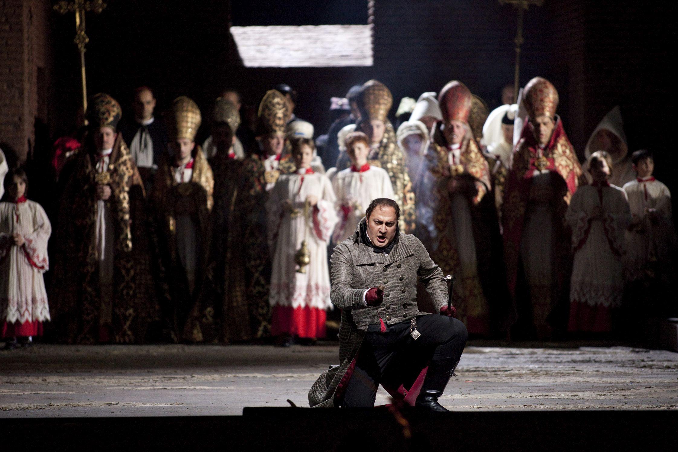 Scarpia alla Scala, credit Brescia/Amisano - Teatro alla Scala