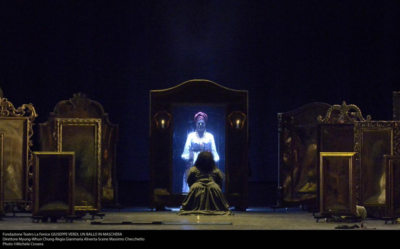 La Fenice: Un ballo in maschera © Michele Crosera