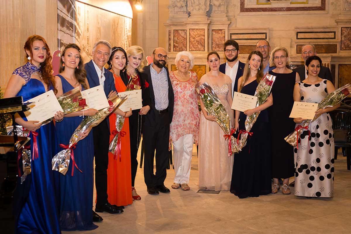 giuria e finalisti - foto di Samuele Vincenti