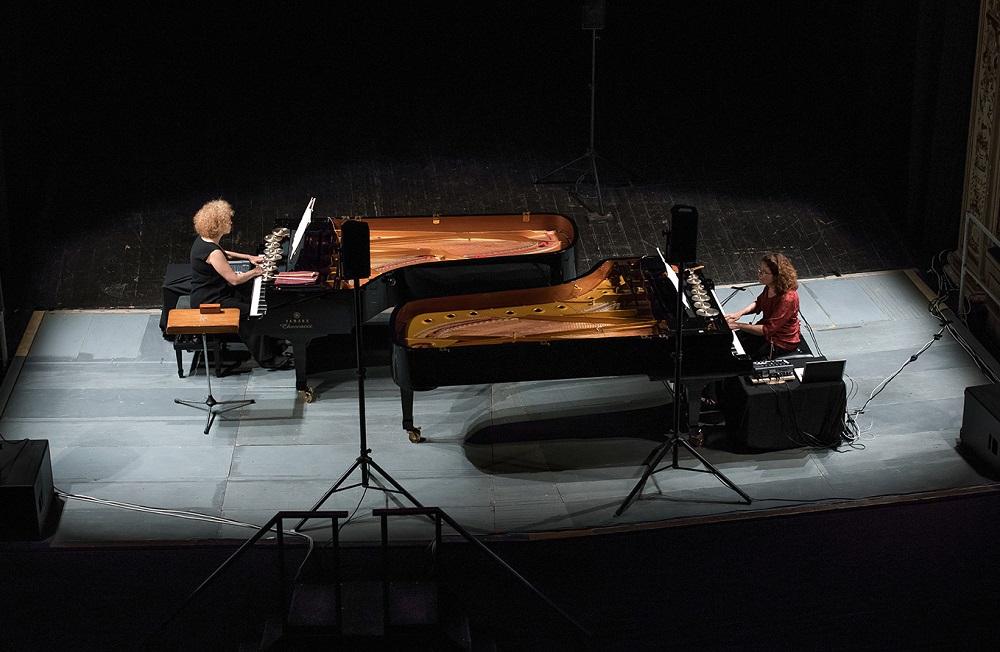 Stefania Redaelli e Maria Grazia Bellocchio - ph. Roberto Testi per Skill & Music