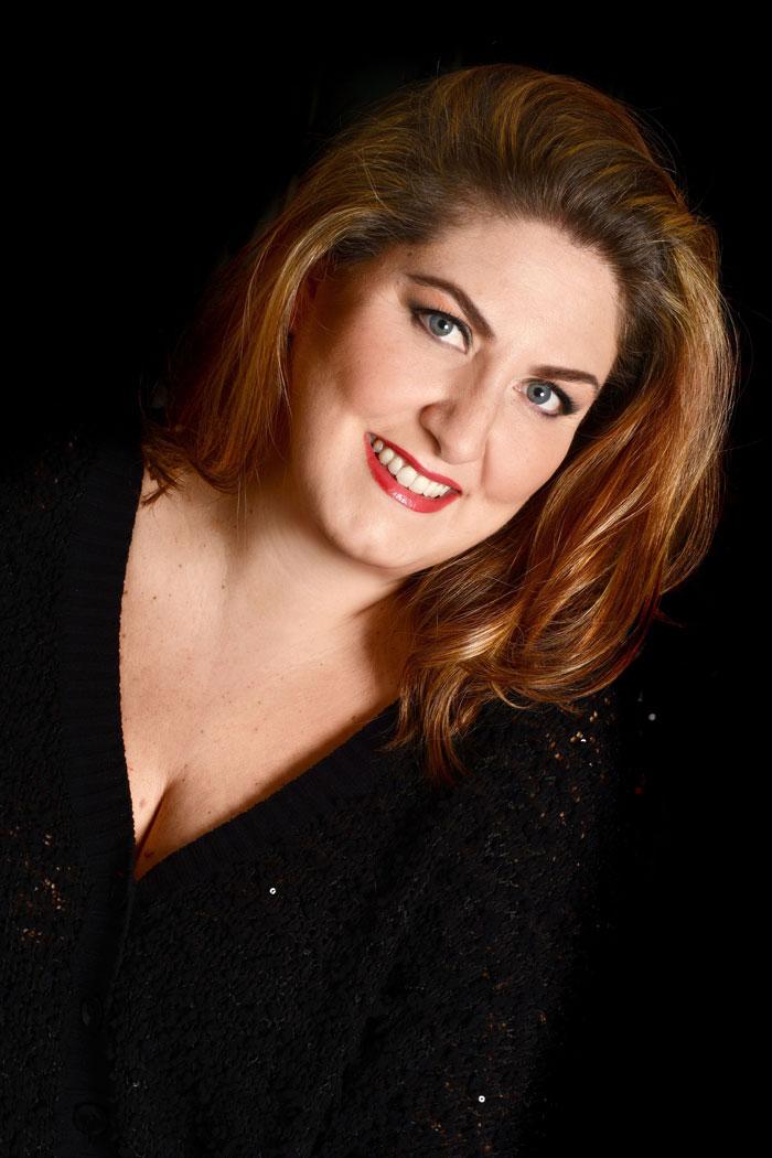 Anna Pirozzi - foto di Roberto Ricci