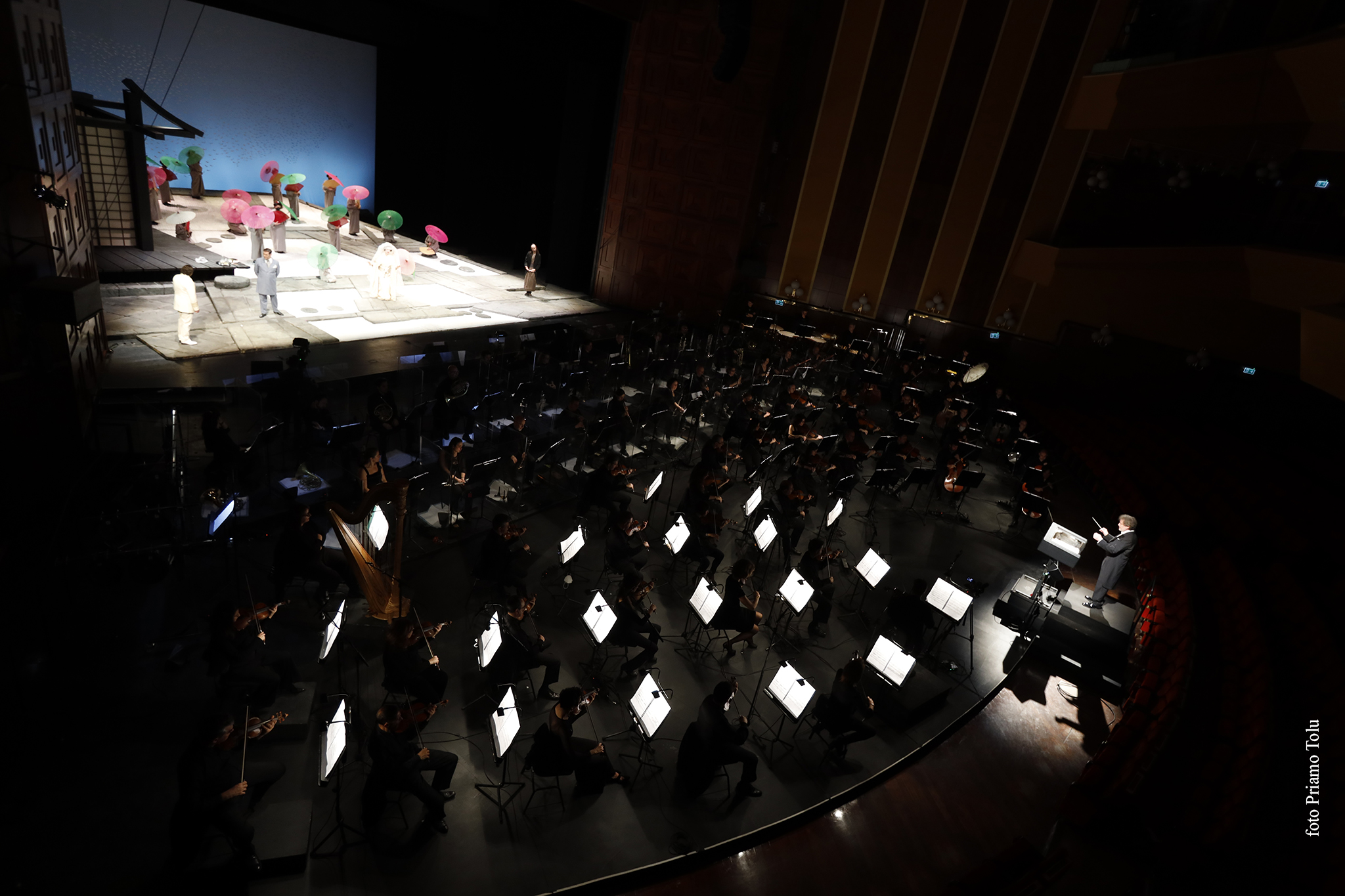 Ph. Priamo Tolu - Teatro Lirico di Cagliari