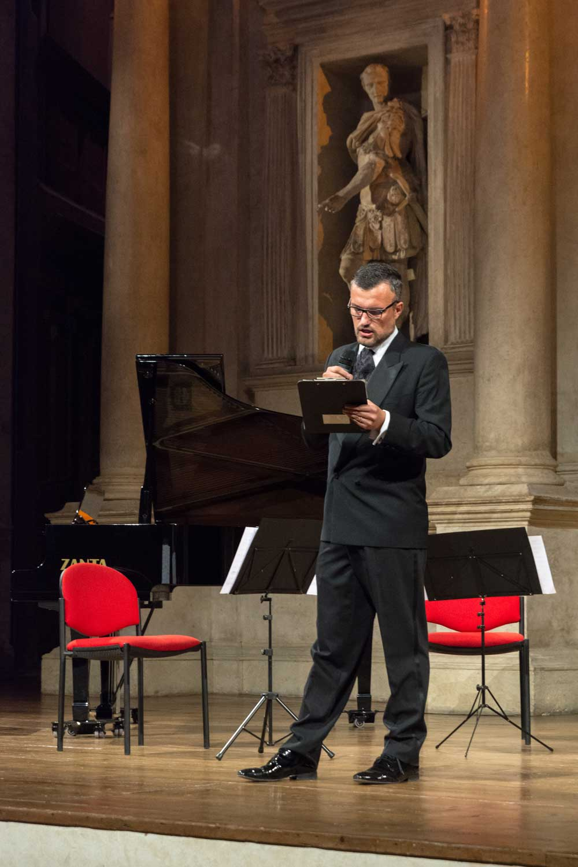 Andrea Castello - foto di Luigi De Frenza