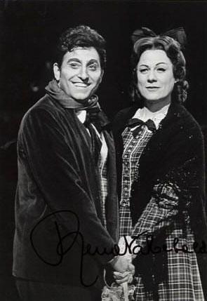 Renato Cioni e Renata Tabaldi