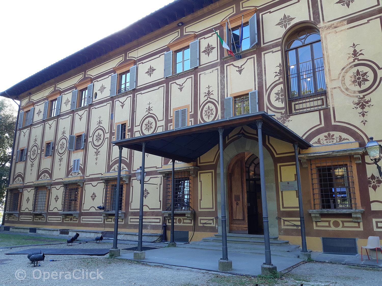 Villa Favard - foto OperaClick