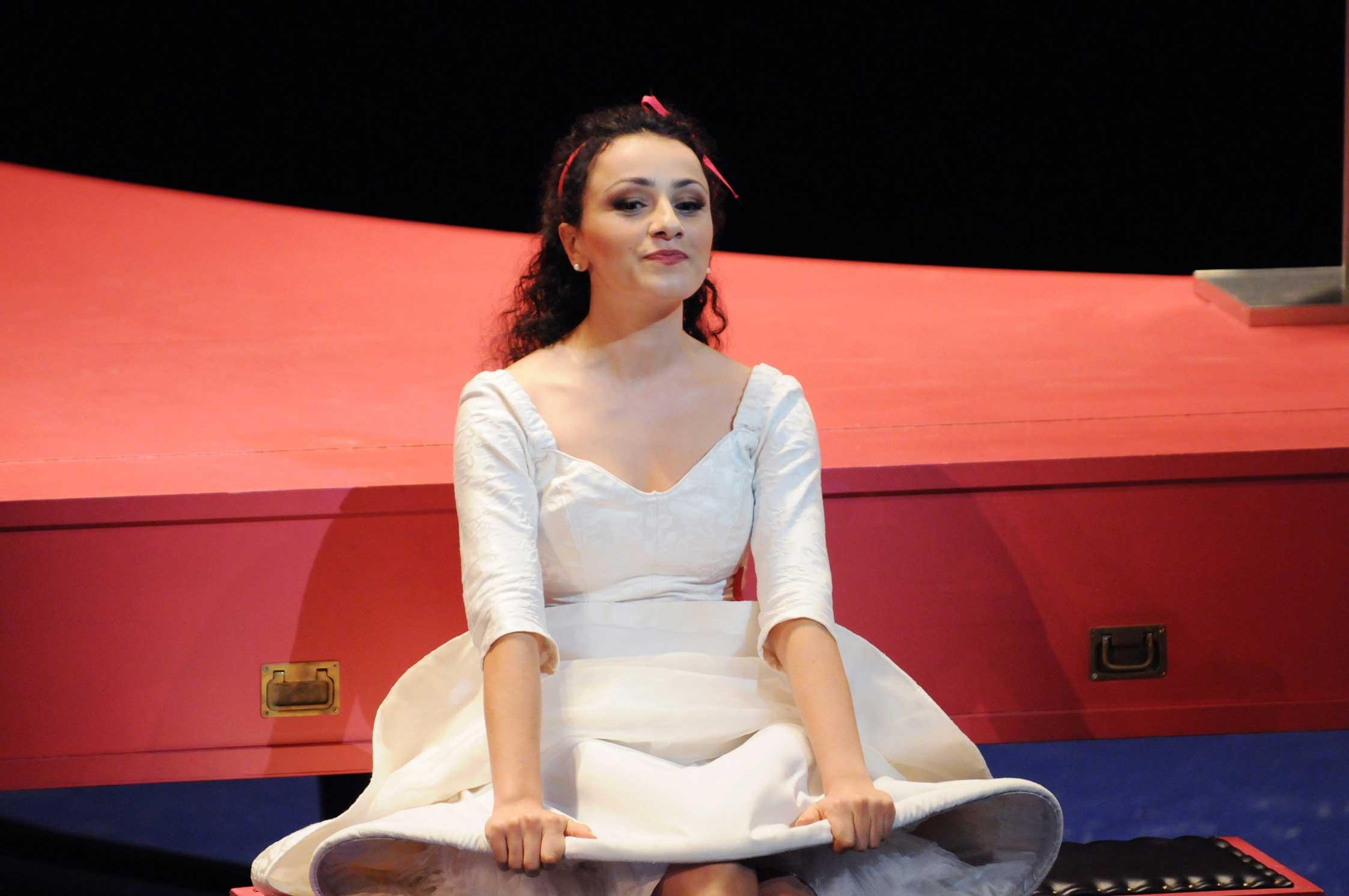 Rosina al Liceu di Barcellona