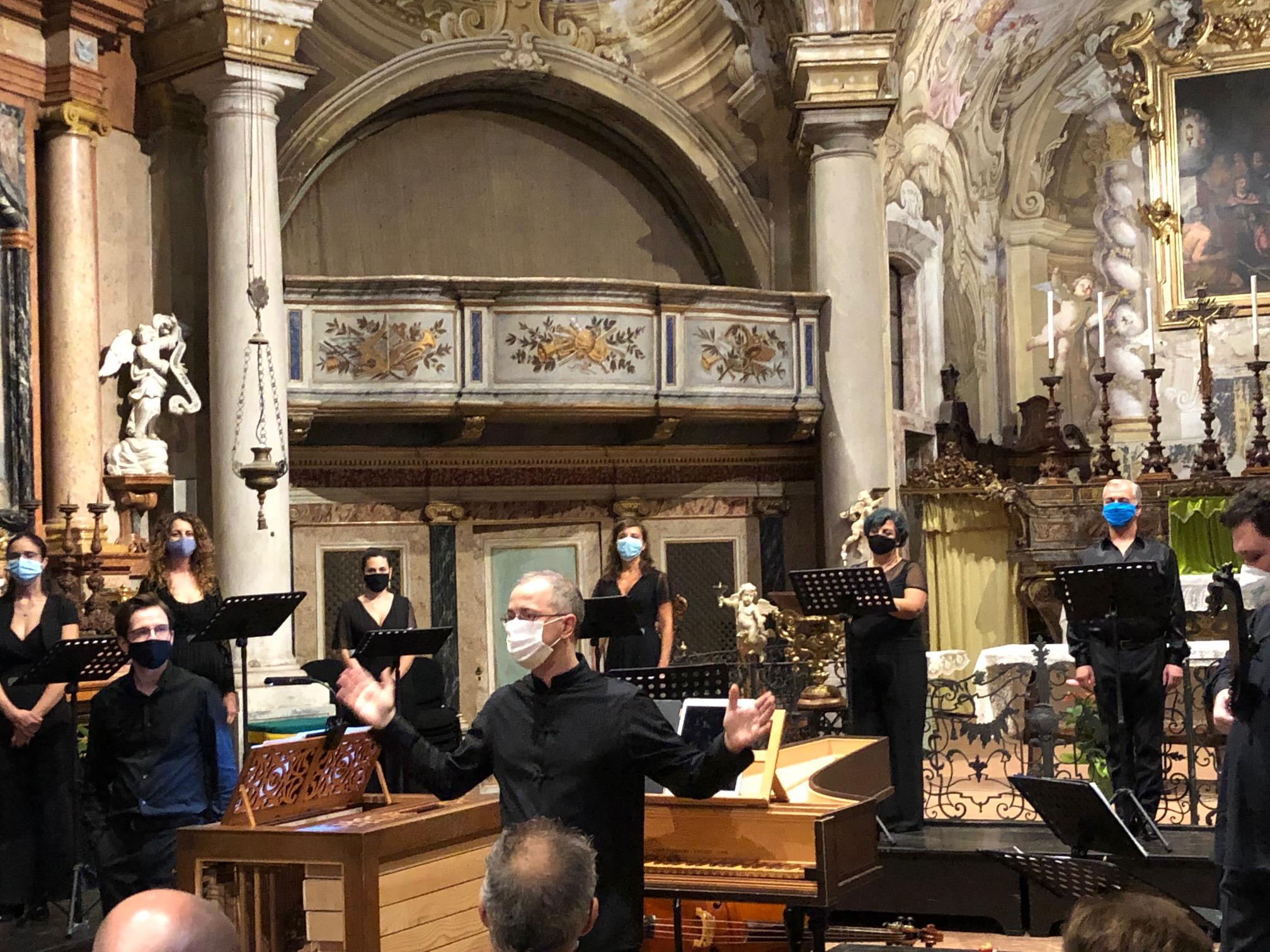 Foto concesse dall'ufficio stampa del Monteverdi Festival