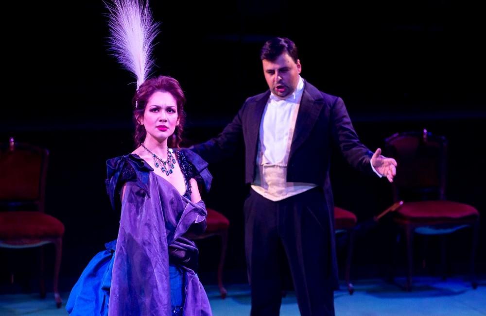 Foto concessa dall'ufficio stampa del Teatro